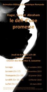 defi promesse flyer