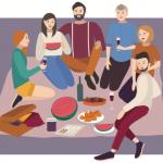 Le repas dans la Bible