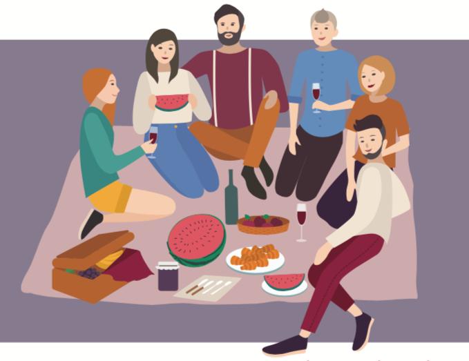 A table! Repas dans la Bible, parcours dans les deux Testaments